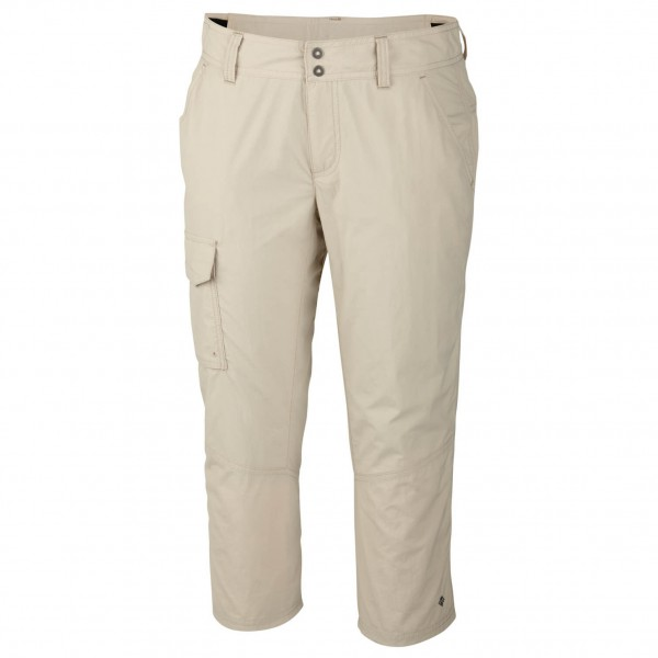 Columbia - Women's Silver Ridge Capri - Short