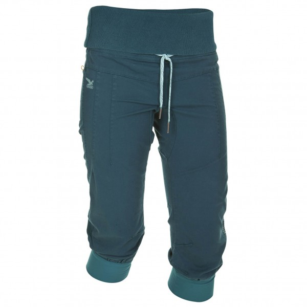 Salewa - Women's Calanques Co 3/4 Pant - Shortsit
