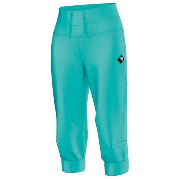 Adidas - Women's ED 3/4 Felsblock Pant - Shorts