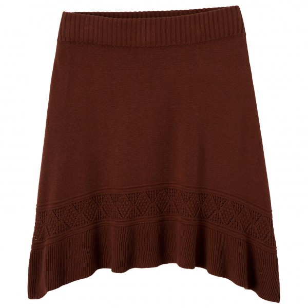 Prana - Women's Thea Sweater Skirt - Rock