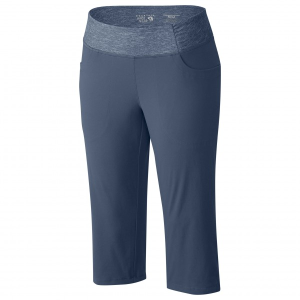 Mountain Hardwear - Women's Dynama Capri - Short