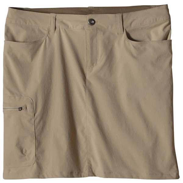 Patagonia - Women's Quandary Skirt - Rock
