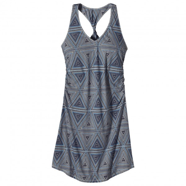 Patagonia - Women's Kamala Twist Dress - Rock