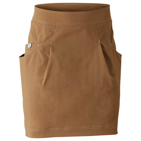 Houdini - Women's Action Twill Skirt - Rock