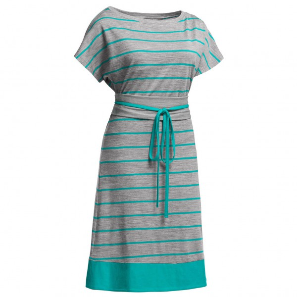 Icebreaker - Women's Allure Dress Stripe - Robe
