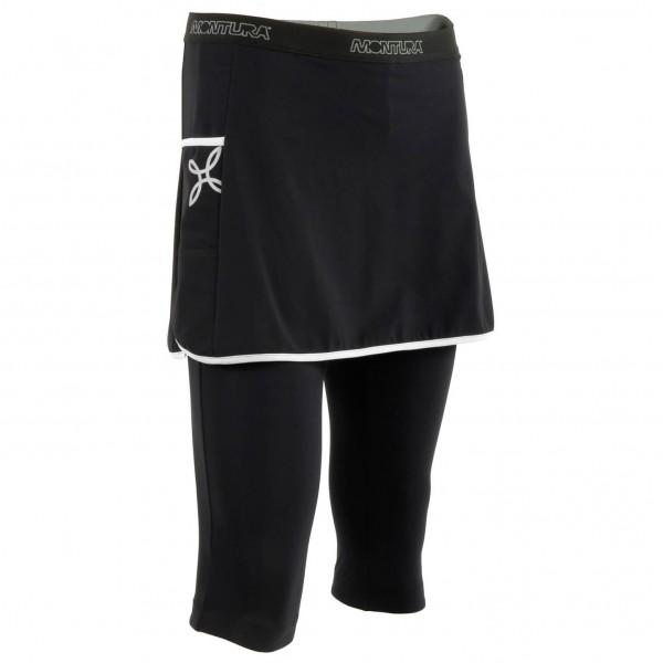 Montura - Women's Run Skirt + 3/4 - Shorts