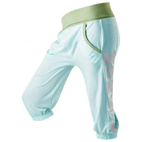 Monkee - Women's Kamikaze 3/4 Pants - Shorts
