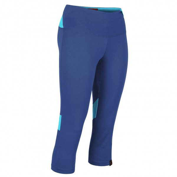 Wild Country - Women's Flow 3/4 Pant - Short