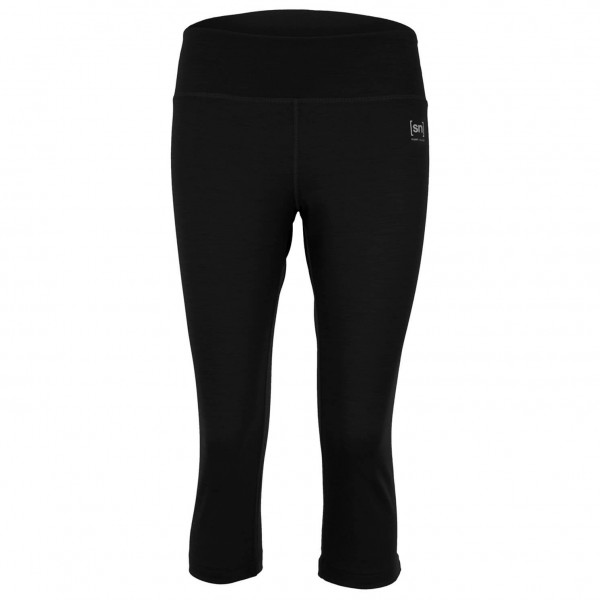 SuperNatural - Women's Contact Capri 260 - Yoga 3/4-Hose