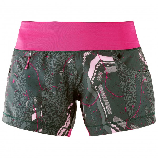 Salomon - Women's Elevate Flow Short - Hardloopshorts