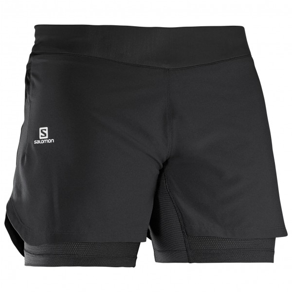 Salomon - Women's Fast Wing Twinskin Short - Laufshorts