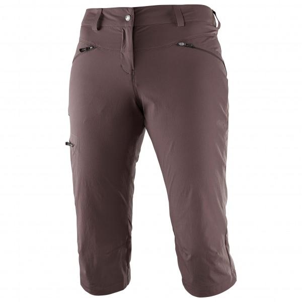 Salomon - Women's Wayfarer Capri - Shorts