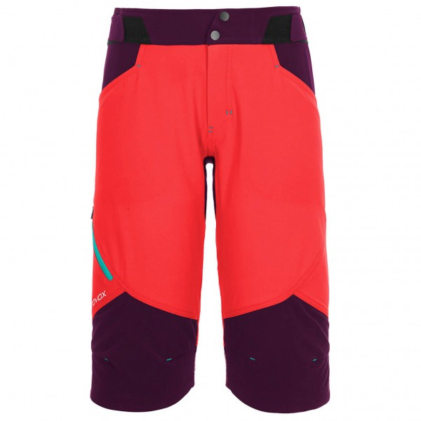 Ortovox - Women's Shield Tec Shorts Pala - Kiipeilyhousut