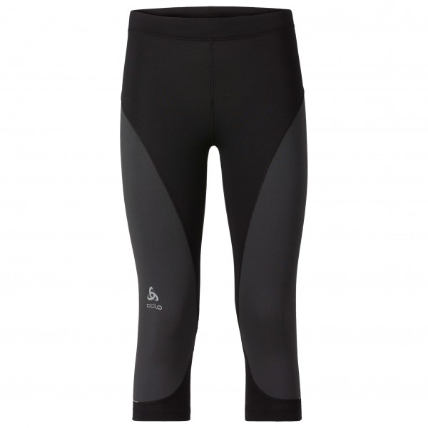 Odlo - Women's Gliss Tights 3/4 - Short de running