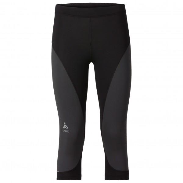 Odlo - Women's Gliss Tights 3/4 - Short de running