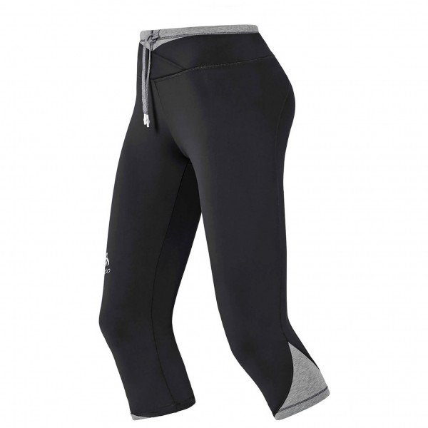 Odlo - Women's Hana Tights 3/4 - Short de running