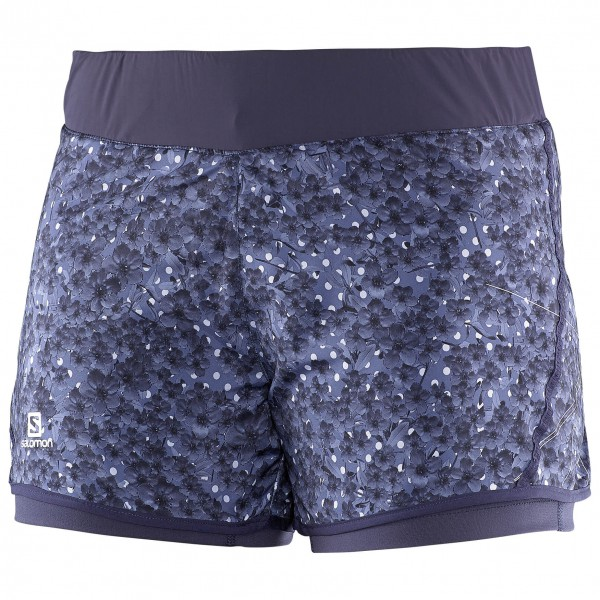 Salomon - Women's Park 2in1 Short - Laufshorts