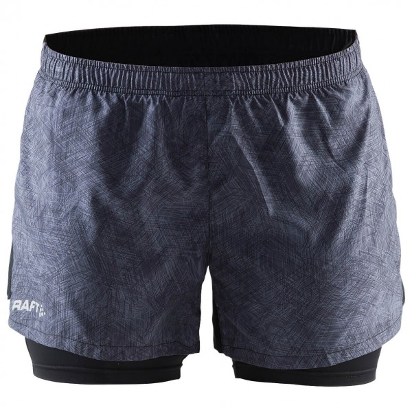 Craft - Women's Focus 2-in-1 Shorts - Juoksushortsit