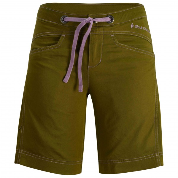 Black Diamond - Women's Credo Shorts - Shorts