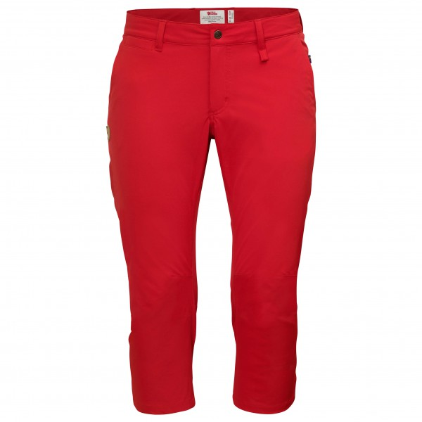 Fjällräven - Women's Abisko Capri Trousers - Shorts