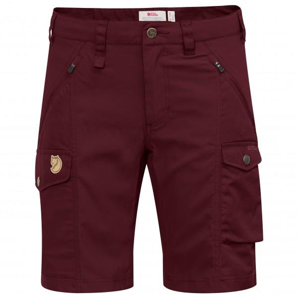 Fjällräven - Women's Nikka Shorts Curved - Shorts