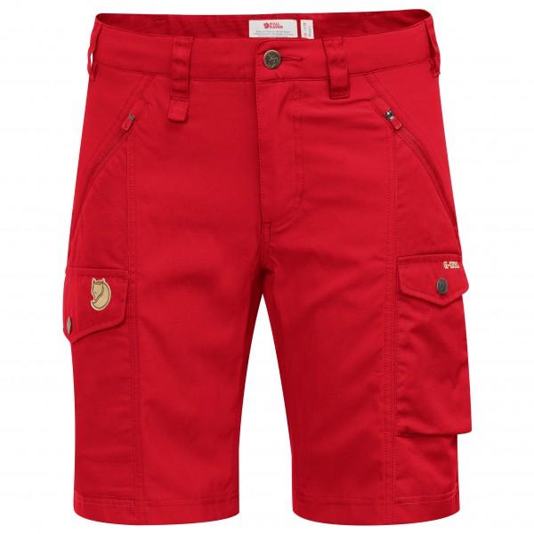 Fjällräven - Women's Nikka Shorts Curved - Pantalones cortos