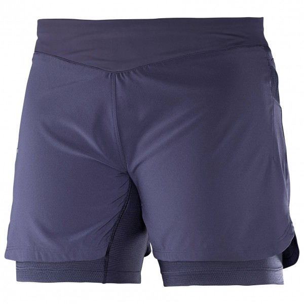 Salomon - Women's Fast Wing Twinskin Short - Loopshort