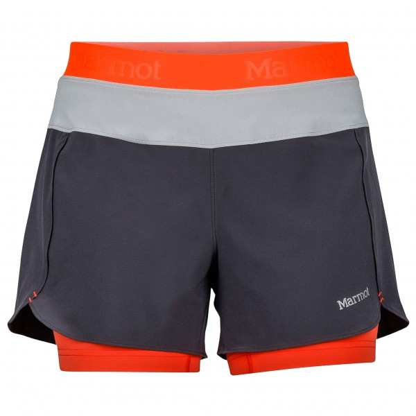 Marmot - Women's Pulse Short - Laufshorts