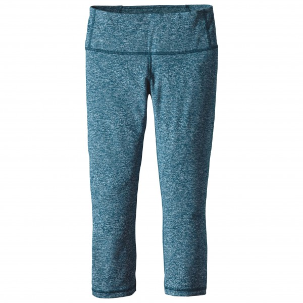 Patagonia - Women's Centered Crops - Yoga 3/4 pants