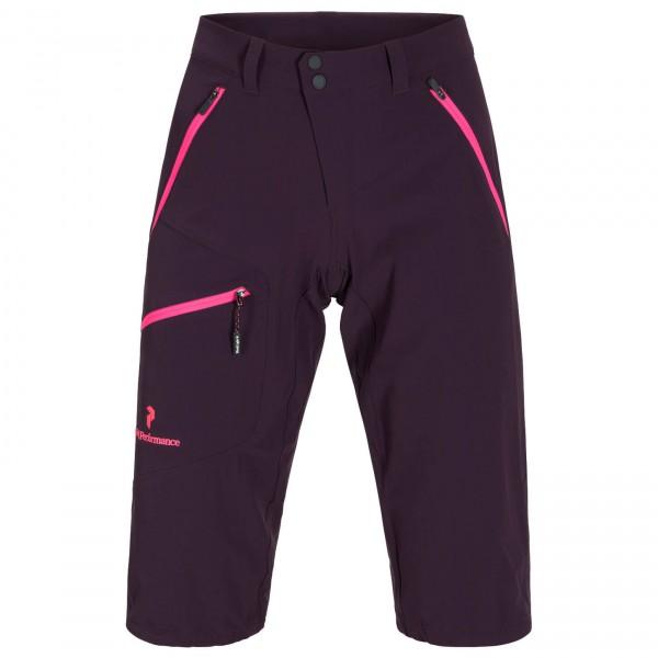 Peak Performance - Women's Blacklight Long Shorts - Shorts