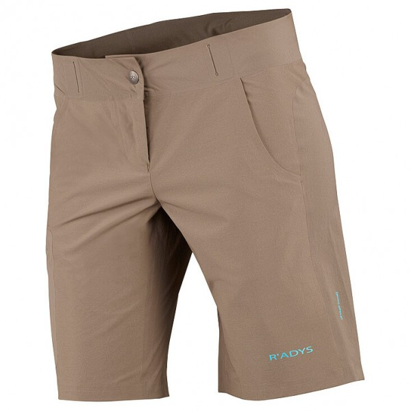 R'adys - Women's R4W Travel Softshell Shorts - Short