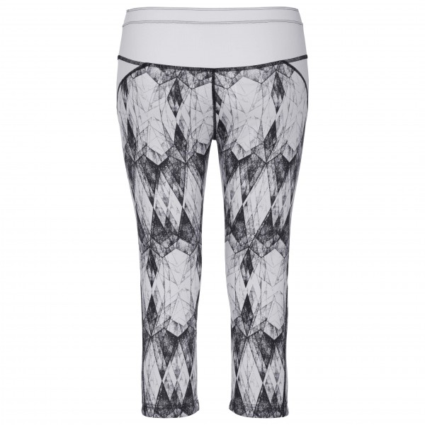 SuperNatural - Women's Strata 3/4 Pant - Yoga 3/4 pants