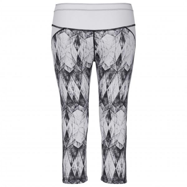 SuperNatural - Women's Strata 3/4 Pant - Yoga 3/4 pants