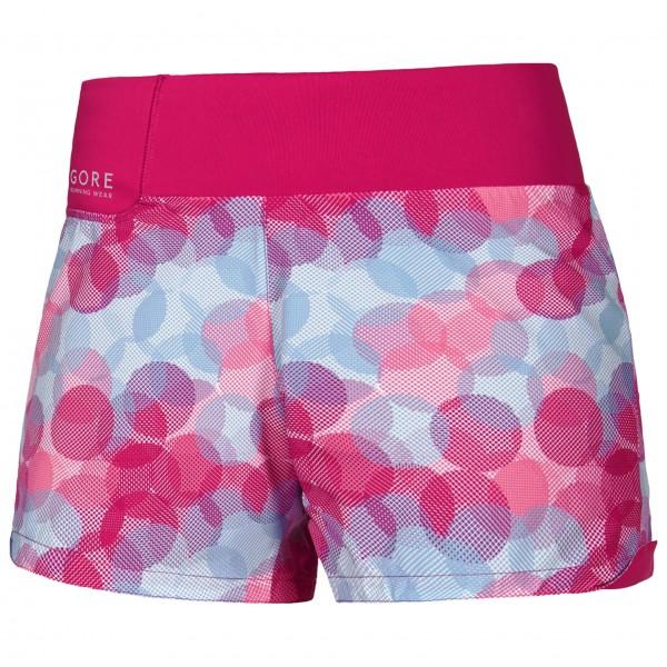 GORE Running Wear - Sunlight Lady Print Shorts - Juoksushort