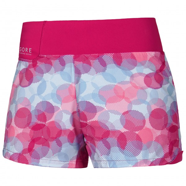 GORE Running Wear - Sunlight Lady Print Shorts - Laufshorts