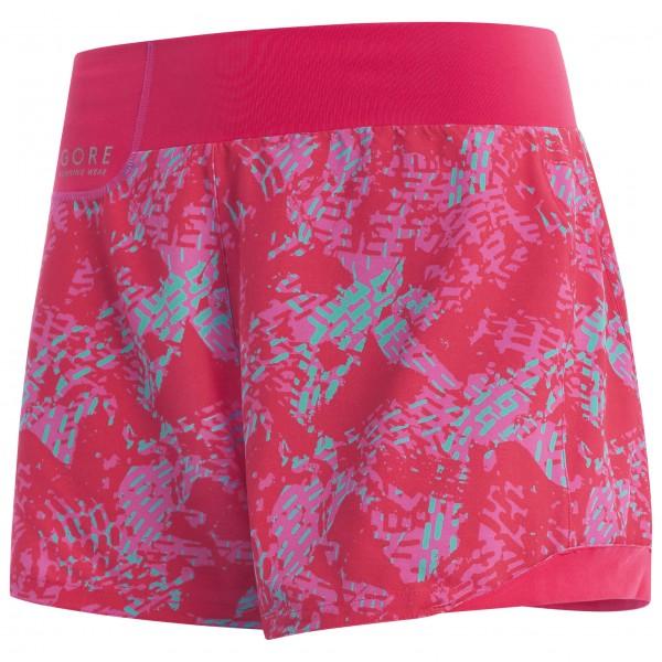GORE Running Wear - Sunlight Lady Print Shorts - Short de ru