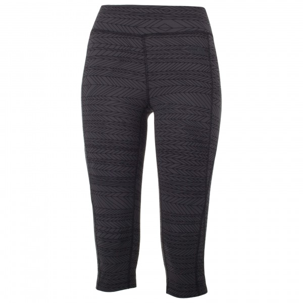 The North Face - Women's Pulse Capri Tight - Yoga 3/4-Hose