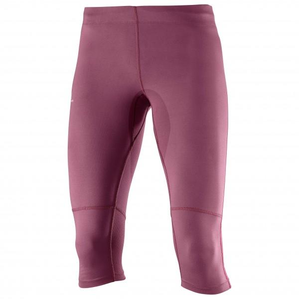 Salomon - Women's Agile 3/4 Tight - Running shorts