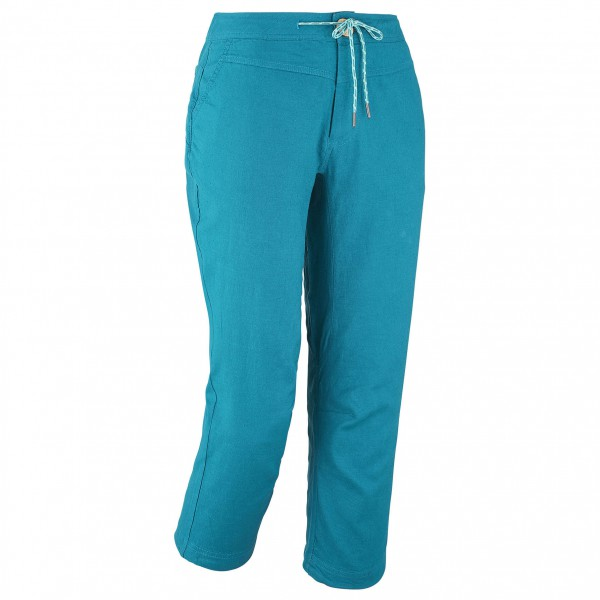Millet - Women's LD Babilonia Hemp Capri Pant - Shortsit