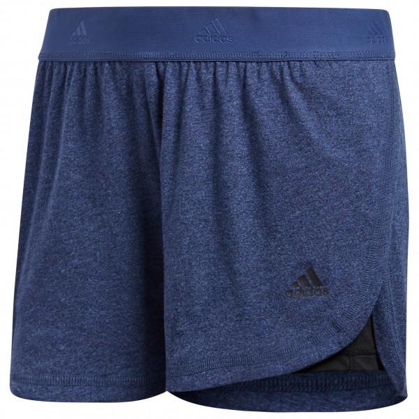 adidas - Women's 2in1 Short Soft - Running shorts