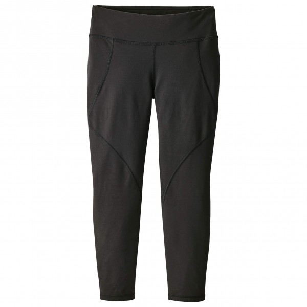 Patagonia - Women's Centered Crops - Yoga 3/4 bottoms