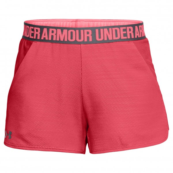 Under Armour - Women's Play Up Short 2.0 Novelty - Pantalones cortos