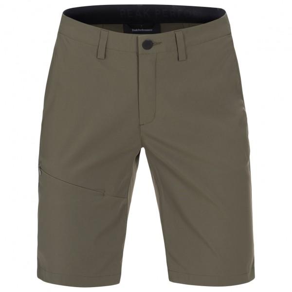 Peak Performance - Women's Treck Long Shorts - Pantalones cortos