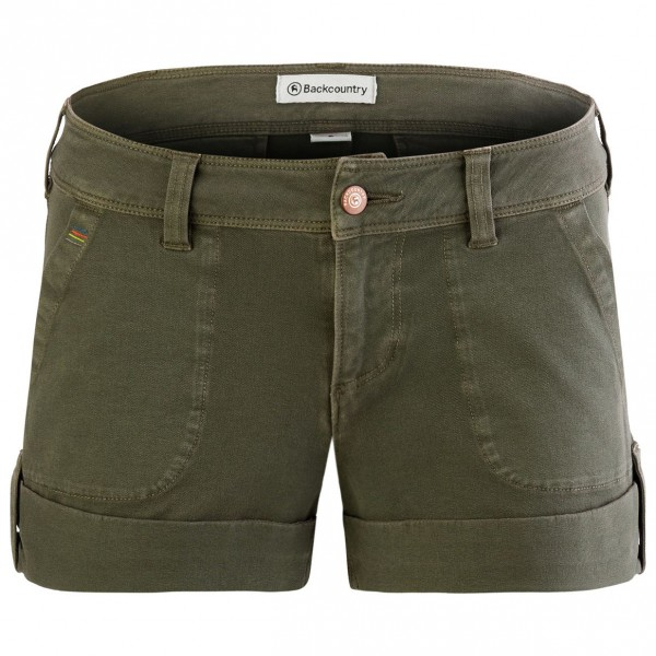 Backcountry - Women's Super Stretch Twill Short - Shorts