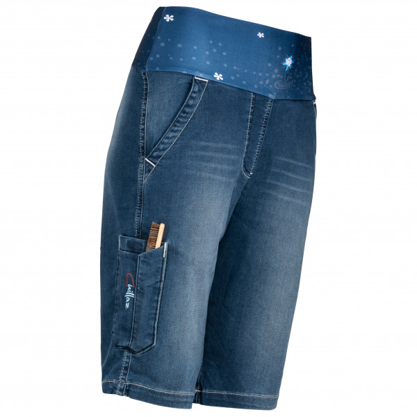 Chillaz - Women's Sandra Denim - Pantalones cortos