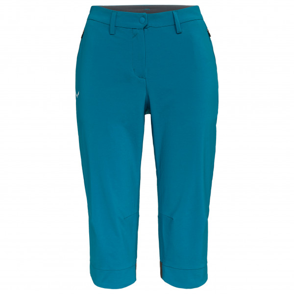 Salewa - Women's Puez Durastretch 3/4 Pant - Shortsit