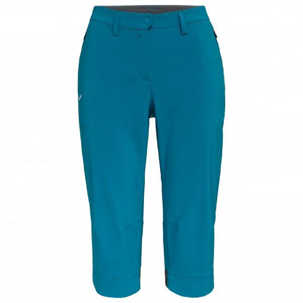 Salewa - Women's Puez Durastretch 3/4 Pant - Short
