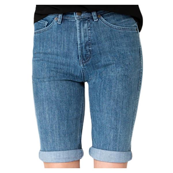 DU/ER - Women's Performance Denim Commuter Shorts - Shorts
