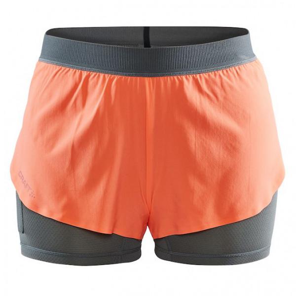 Women's Vent 2 in 1 Racing Shorts - Running shorts
