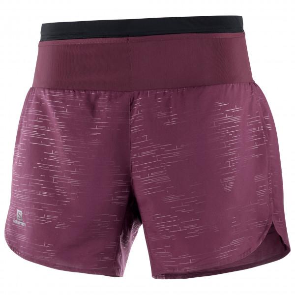 Salomon - Women's Xa Short - Juoksushortsit